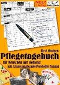 Pflegetagebuch XXL (6 Wochen) für Menschen mit Demenz - inkl. Erinnerungstherapie-Protokoll - Uwe H. Sültz, Renate Sültz