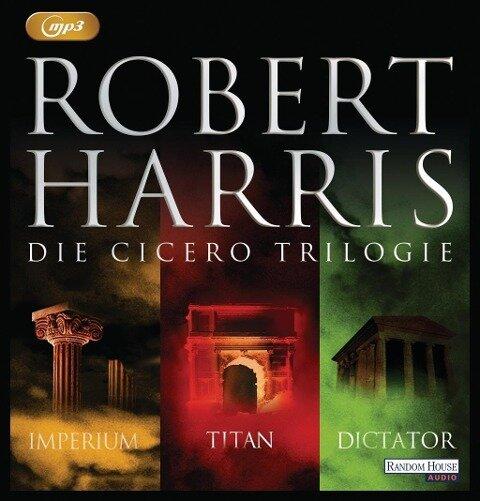 Cicero Trilogie - Robert Harris