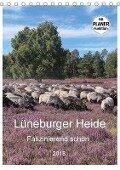 Lüneburger Heide - Faszinierend schön (Tischkalender 2018 DIN A5 hoch) Dieser erfolgreiche Kalender wurde dieses Jahr mit gleichen Bildern und aktualisiertem Kalendarium wiederveröffentlicht. - Heike Nack