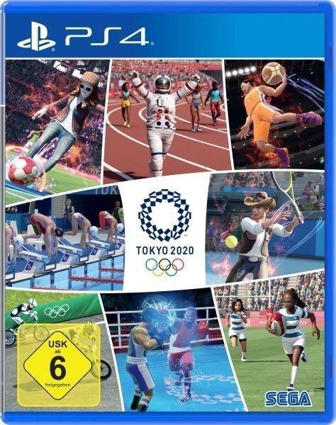 Olympische Spiele Tokyo 2020 - Das offizielle Videospiel (PlayStation PS4) -