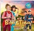 """Bibi und Tina. Der Soundtrack zum 3. Kinofilm """"Mädchen gegen Jungs"""" -"""