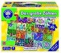 Das grosse Zählen, 20 Teile Puzzle -