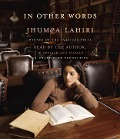 In Other Words - Jhumpa Lahiri