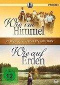 Wie im Himmel/Wie auf Erden /Geschenk-Edition / 2 DVD¿s - Michael Nyqvist/Frida Hallgren