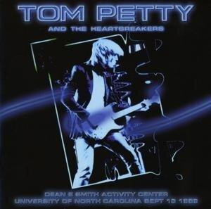 Dean E Smith Activity Center,Sept.13 1989 - Tom & The Heartbreakers Petty