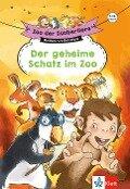 Zoo der Zaubertiere: Der geheime Schatz im Zoo, 1./2. Klasse - Matthias von Bornstädt