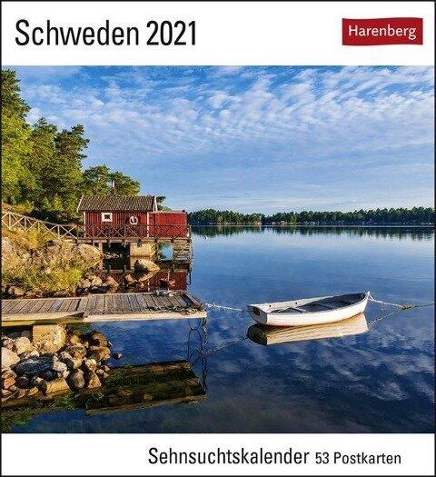 Schweden 2021 -