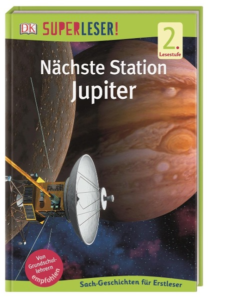 SUPERLESER! Nächste Station Jupiter -