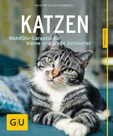 Katzen - Brigitte Eilert-Overbeck