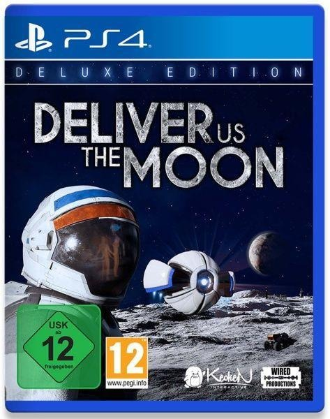 Deliver Us The Moon Deluxe (PlayStation PS4) -