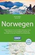 DuMont Reise-Handbuch Reiseführer Norwegen - Michael Möbius, Annette Ster