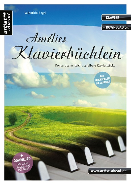 Amélies Klavierbüchlein - Valenthin Engel