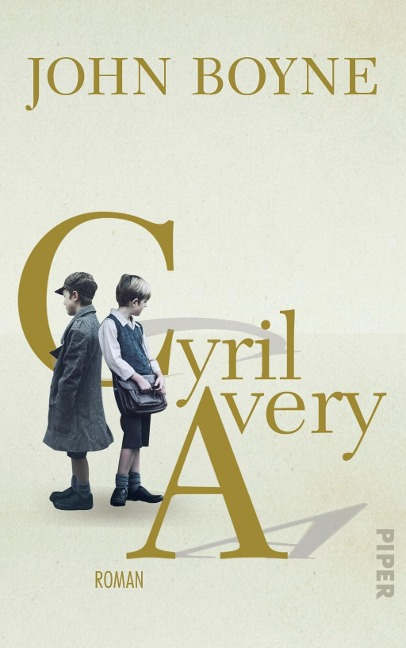 Cyril Avery - John Boyne
