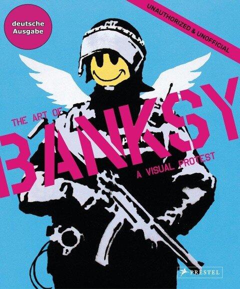Banksy / Protest -