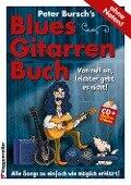 PB's Bluesgitarrenbuch (CD+DVD) - Peter Bursch