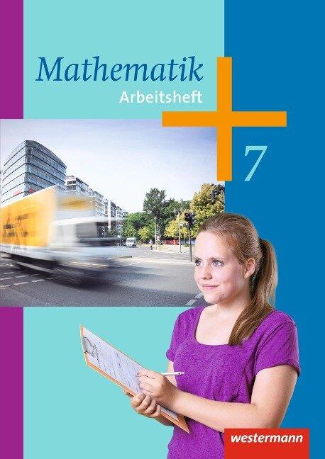 Mathematik 7. Arbeitsheft. Hessen, Niedersachsen, Rheinland-Pfalz, Saarland - Jochen Herling, Karl-Heinz Kuhlmann, Uwe Scheele, Wilhelm Wilke
