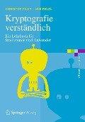 Kryptografie verständlich - Christof Paar, Jan Pelzl