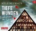 Tiefe Wunden - Nele Neuhaus