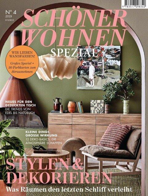 Schöner Wohnen Spezial Nr. 4/2019 -
