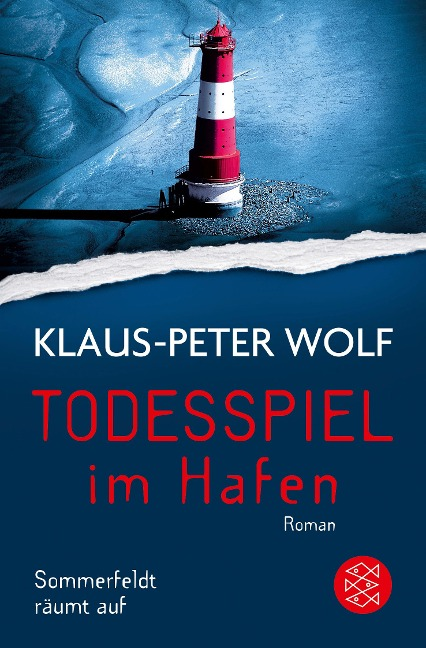 Todesspiel im Hafen - Klaus-Peter Wolf