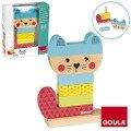 Goula Stapel-Spiel Katze -