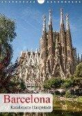 Barcelona - Kataloniens Hauptstadt (Wandkalender 2019 DIN A4 hoch) - Oliver Pinkoss