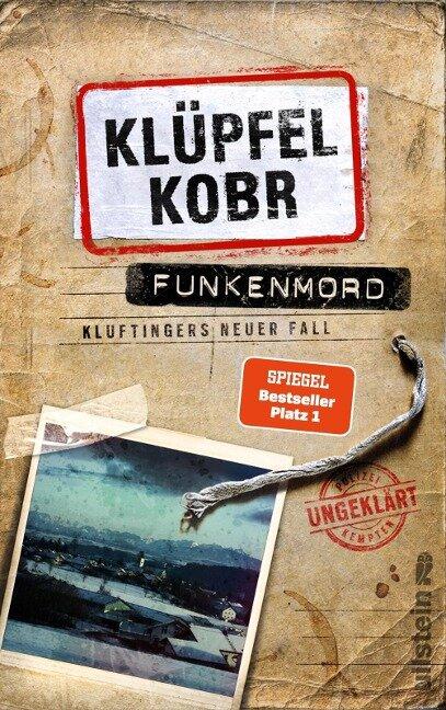 Funkenmord - Volker Klüpfel, Michael Kobr