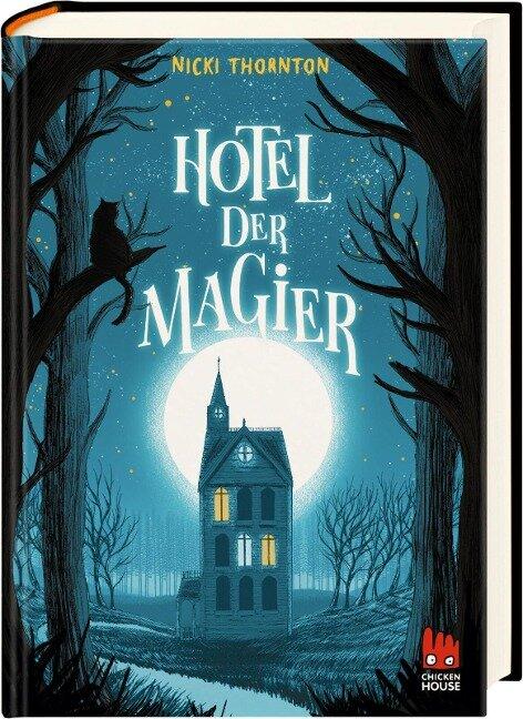 Hotel der Magier (Hotel der Magier 1)