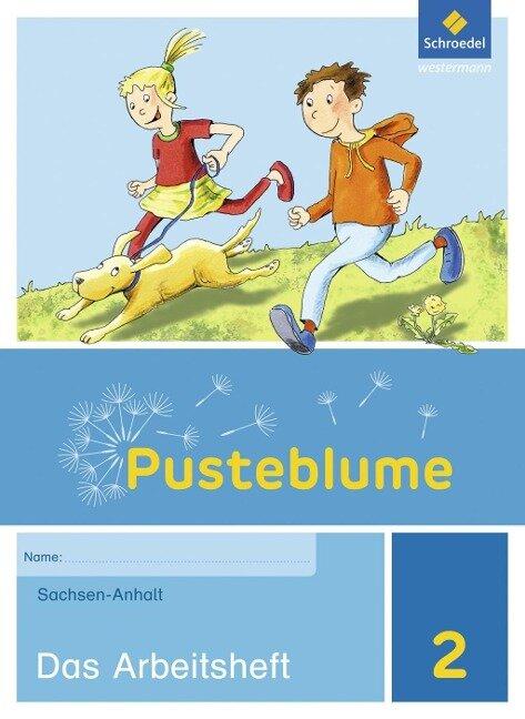 Pusteblume. Das Sachbuch 2. Arbeitsheft. Sachsen-Anhalt -