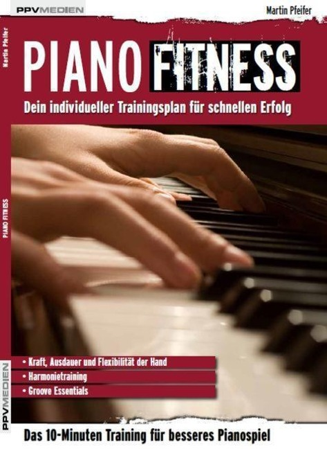 Piano Fitness - Martin Pfeifer