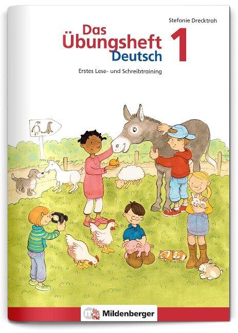 Das Übungsheft Deutsch 1 -