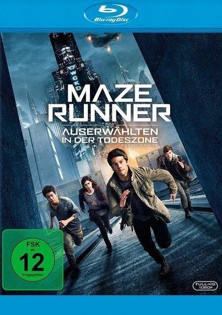 Maze Runner: Die Auserwählten in der Todeszone -