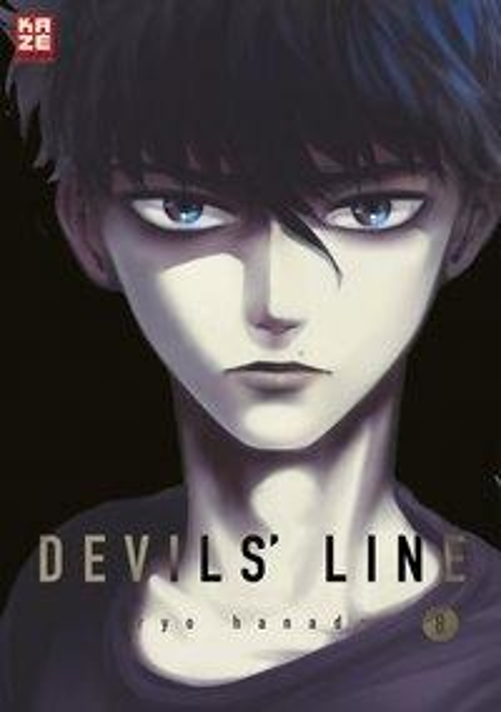 Devils' Line - Band 8 - Ryo Hanada