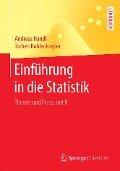 Einführung in die Statistik - Andreas Handl, Torben Kuhlenkasper