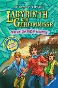 Labyrinth der Geheimnisse 7: Wirbelsturm über Witterstein - Matthias Bornstädt