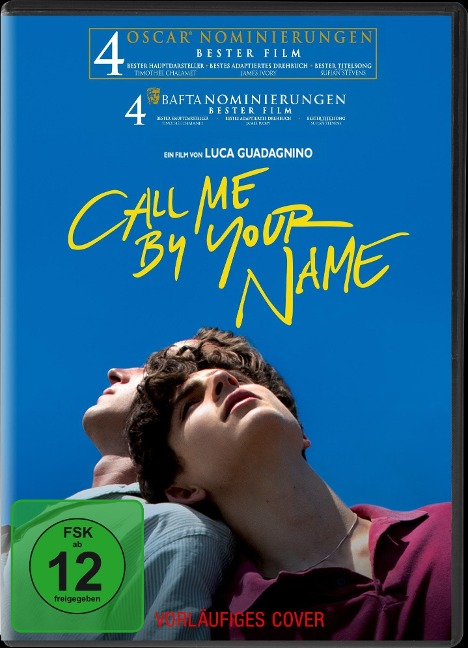 Call Me by Your Name - James Ivory, Sufjan Stevens