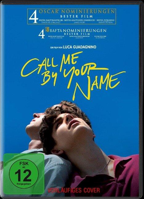 Call Me by Your Name - James Ivory, Sufjan Stevens