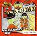 Olchi-Detektive 12. Eine brandheiße Spur (CD) - Erhard Dietl, Barbara Iland-Olschewski, Erhard Dietl, Markus Langer
