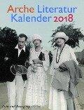 Arche Literatur Kalender 2018 -