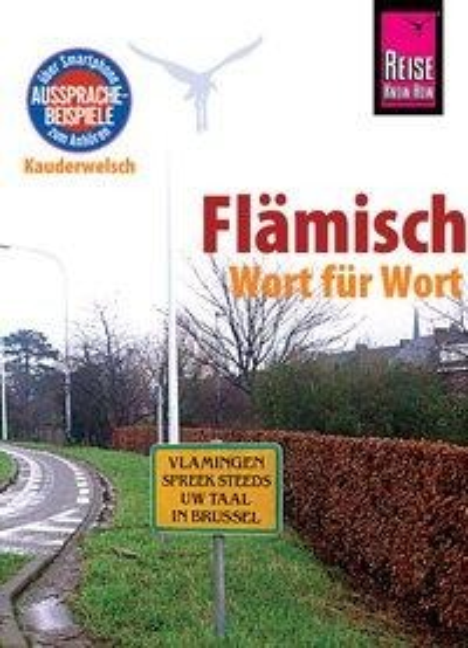 Reise Know-How Sprachführer Flämisch - Wort für Wort - Elfi H. M. Gilissen
