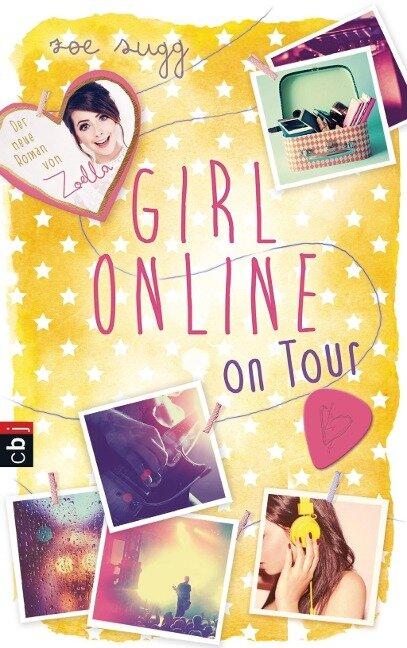 Girl Online on Tour - Zoe Sugg alias Zoella