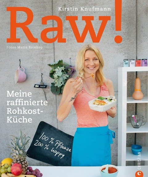 RAW! - Kirstin Knufmann