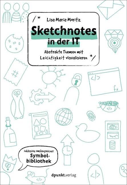 Sketchnotes in der IT - Lisa Maria Moritz