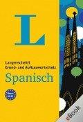 Langenscheidt Grund- und Aufbauwortschatz Spanisch -