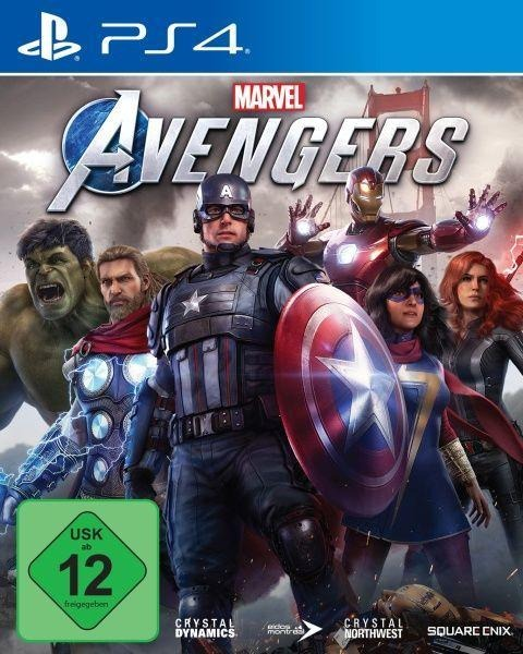 Marvel's Avengers (PlayStation PS4) -