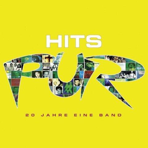 Hits Pur - 20 Jahre eine Band - Pur