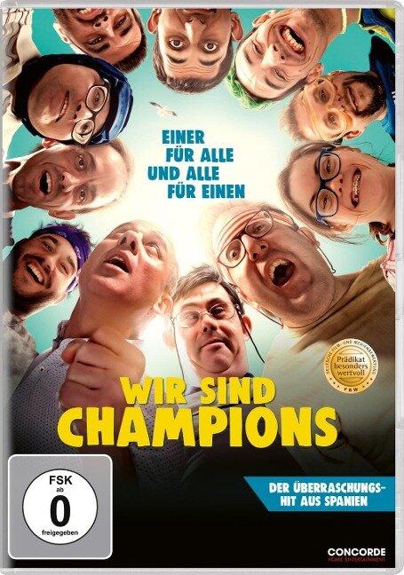 Wir sind Champions -