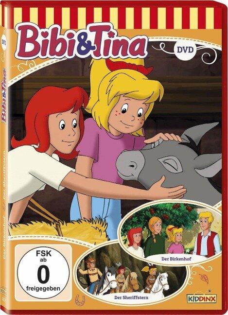 Bibi und Tina - Sheriffstern / Der Birkenhof -