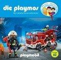Playmos 62. Der falsche Feuerwehrmann -