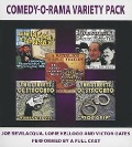 Comedy-O-Rama Variety Pack: Abbott & Costello in the Catskills/Deconstructing Laurel & Hardy/A Waterlogg Double Feature/The Streets of Staccato: S - Victor Gates